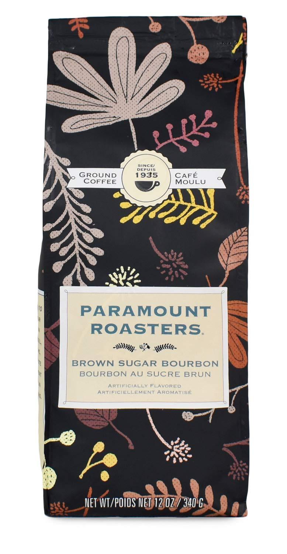 Amazon.com : Paramount Roasters Coffee (Cafe Espresso, Dark Roast Coffee, 12oz Ground) : Grocery & Gourmet Food