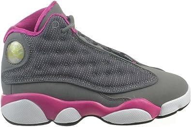 Amazon.com   Jordan Girls 13 Retro (PS) Little Kids Fashion Shoes ...