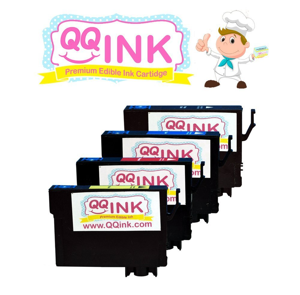 QQink Cleaning Ink Cartridge Multi-Pack for Epson 288