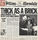 Thick As A Brick - Blue Label