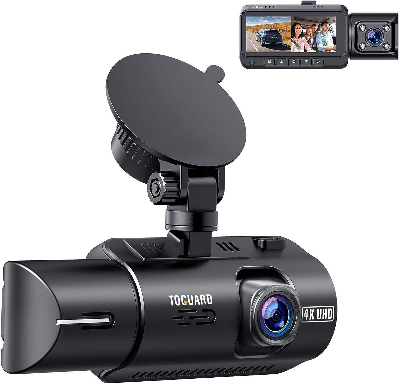 ToGuard 4K Dual Dash Cam