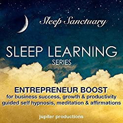 Entrepreneur Boost for Business Success, Growth, Productivity & Motivation