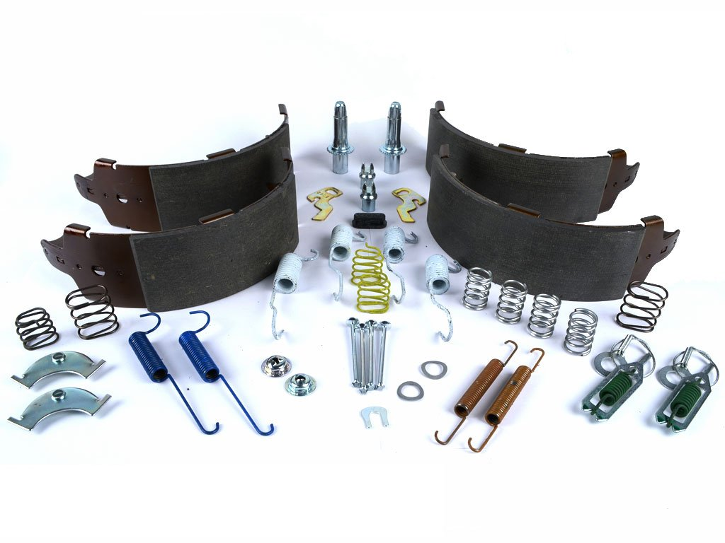 Brake Master Drum Shoe Replacement Kit Jeep Xj Tj Yj Clock Spring Wiring Diagram 1990 2000 9x2 1 2 Automotive