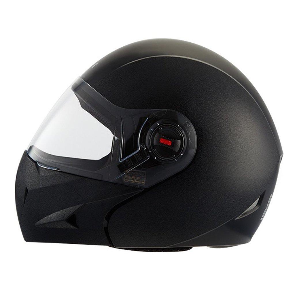 fa94c987 Steelbird Flip-Up Helmet SB-41 Oscar X Classic (Black): Amazon.in: Car &  Motorbike