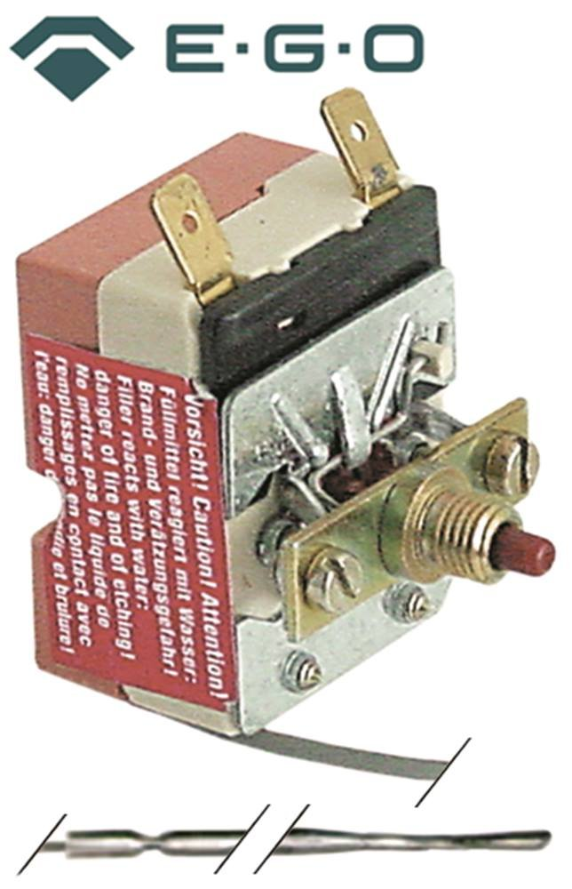 Fagor Seguridad Termostato EGO Tipo 55.13583.010 para Kipp Sartén, plancha, sartén: Amazon.es: Gastroteileshop