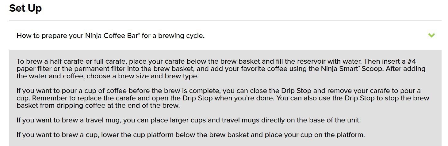Ninja Coffee Bar Brewer System with Glass Carafe (CF091) by SharkNinja (Image #6)
