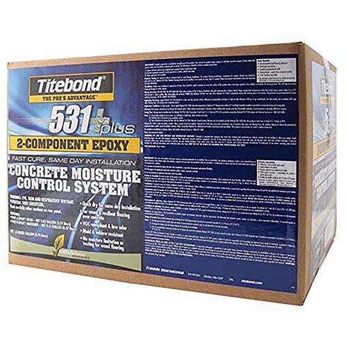 Moisture Control System (Titebond 531 Plus Moisture Control System)