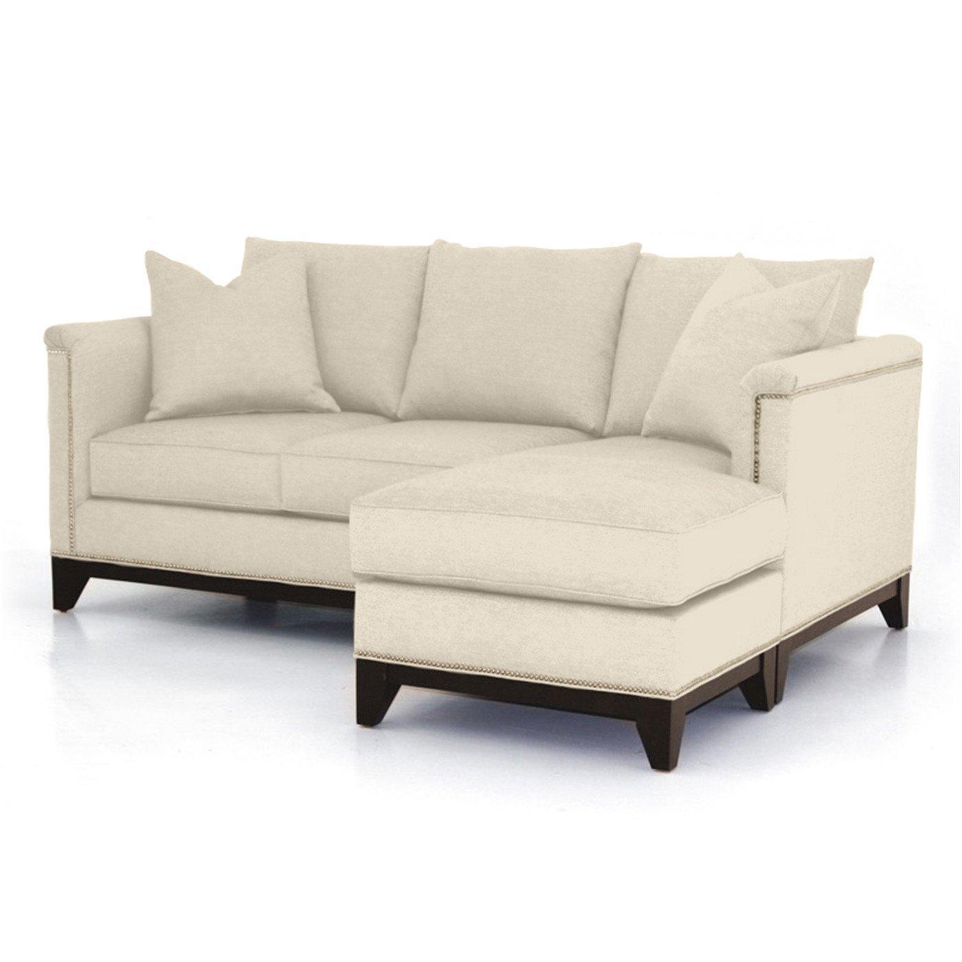 Amazon.com: La Brea Reversible Chaise Sofa, Buckwheat ...