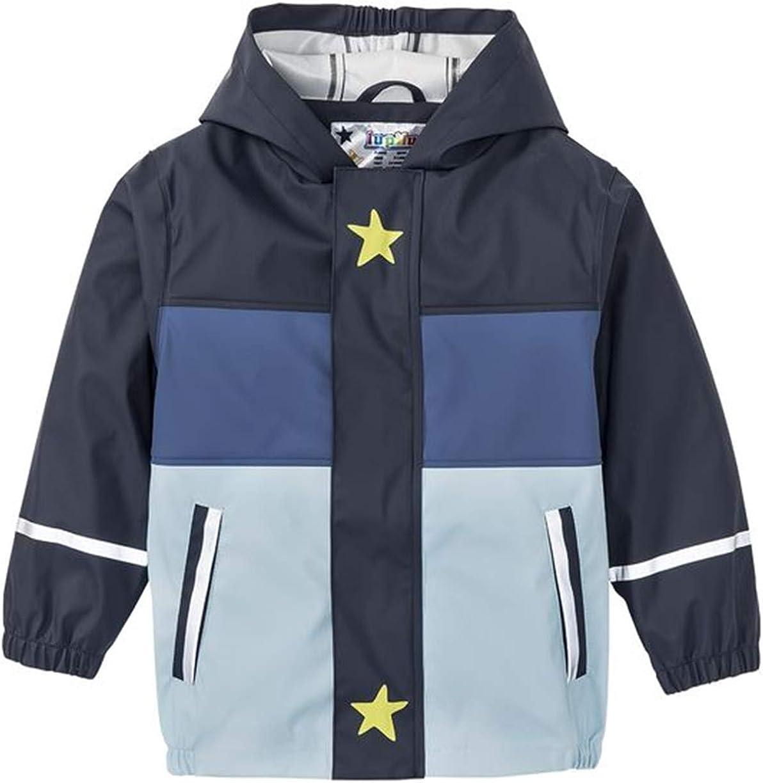 lupilu Boys Reefer Raincoat