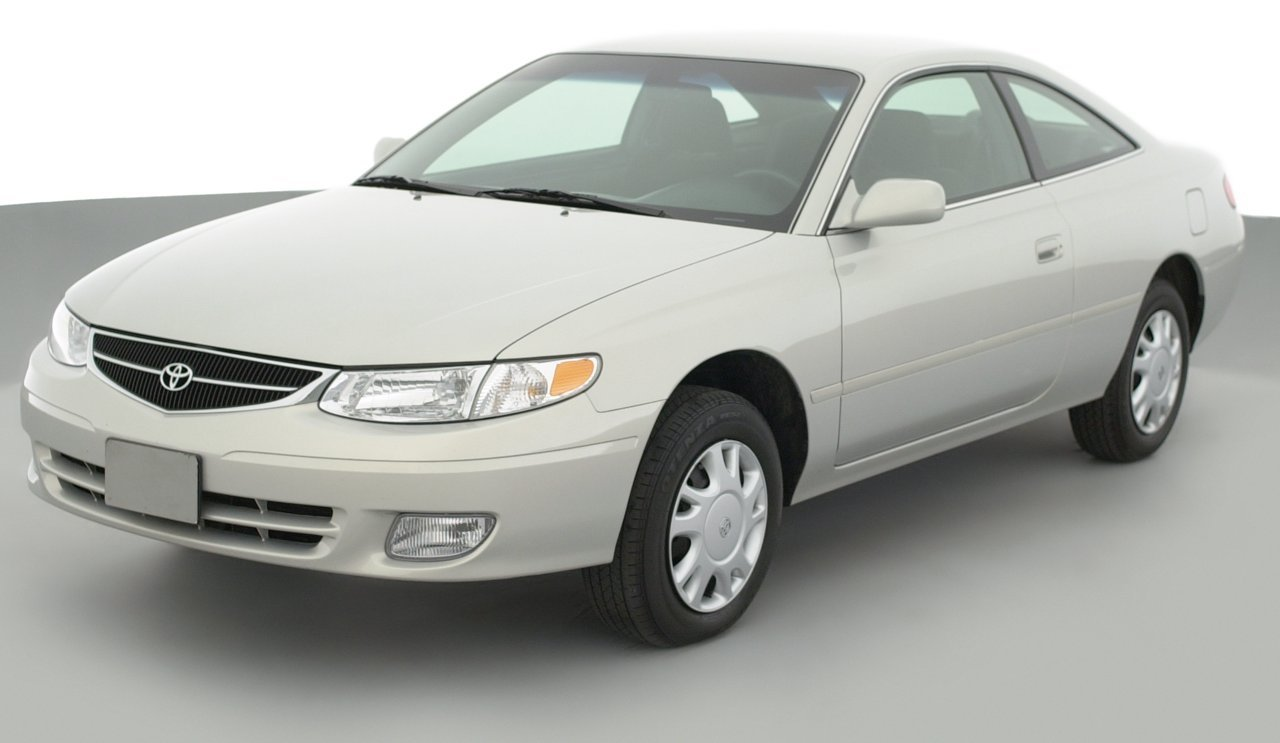 2002 Chevrolet Monte Carlo LS, 2-Door Coupe, 2002 Toyota Solara SE, 2-Door  Coupe Automatic Transmission (SE) ...