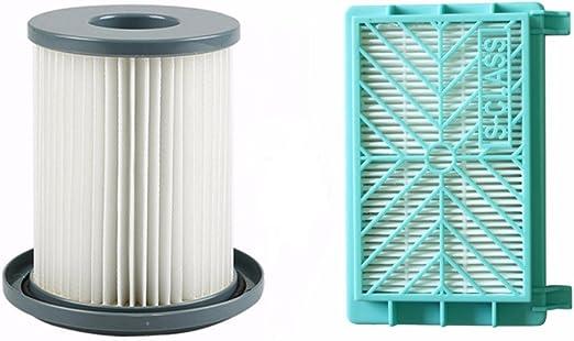 YTT 2 partes/Set aspiradora filtro HEPA + Filtro de aire para Philips fc8720 fc8724 fc8732 fc8734 fc8736 fc8738 fc8740 fc8748: Amazon.es: Hogar