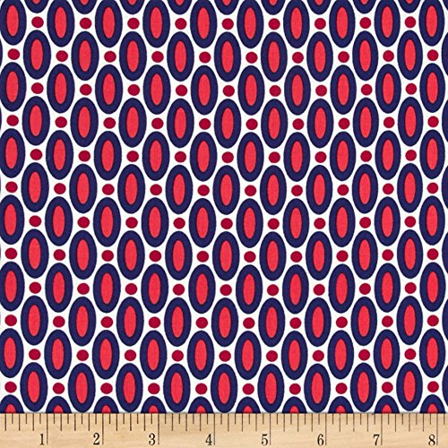 (Joel Dewberry Flora Abacus Orchid Fabric)