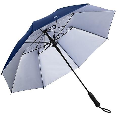 EEZEE Paraguas Auto Apertura (Azul)