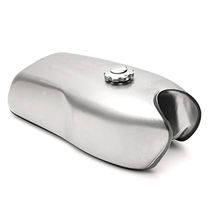 Buy HITSAN 9L 2 4 Gallon Gas Fuel Tank Custom Cafe Racer For Honda
