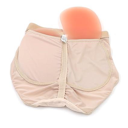 Almohadilla elástica de la cadera del silicón con las mujeres de las mujeres de la ropa