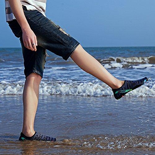 Libre Verano del nataci Zapatos Aire Secos Amantes al de Zapatos qwxO6tC