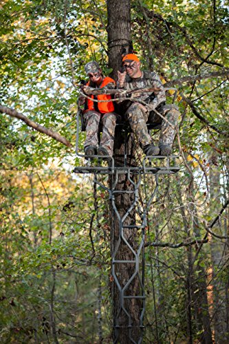 Summit Treestands The Vine Double Hunter Ladder Stand