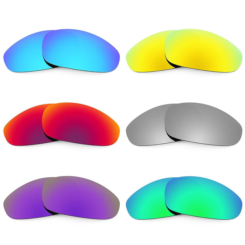 Oakley Juliet 用Revant交換レンズ 偏光6 ペアコンボパック K026   B01CGXW2AO