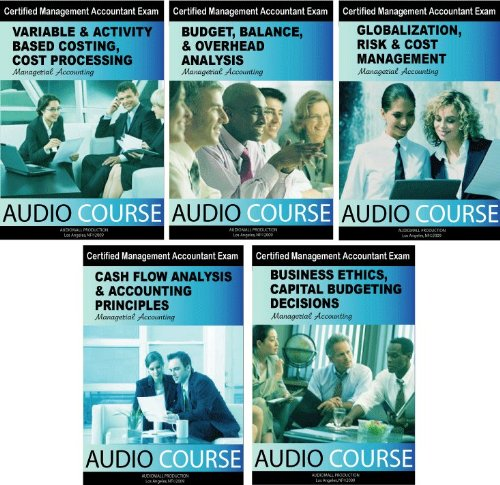 Certified Management Accountant Exam. Audio Review. Full Package ebook