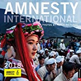Amnesty International 2018 Wall Calendar
