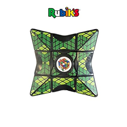 Rubiks Cube Magic Star Spinner, Perfect for Fidgeting, Simple & Fun Solving Element, Spin It, Twist It, Balance It & Solve It, Age 4+, Durable ...