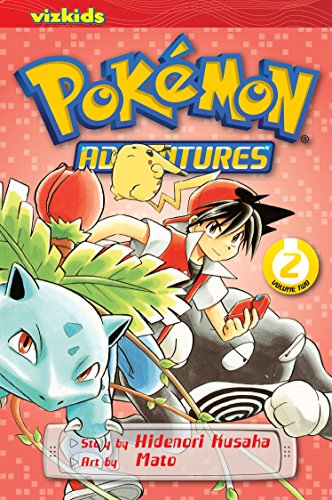 Pokémon Adventures, Vol. 2 (2nd Edition) Photo
