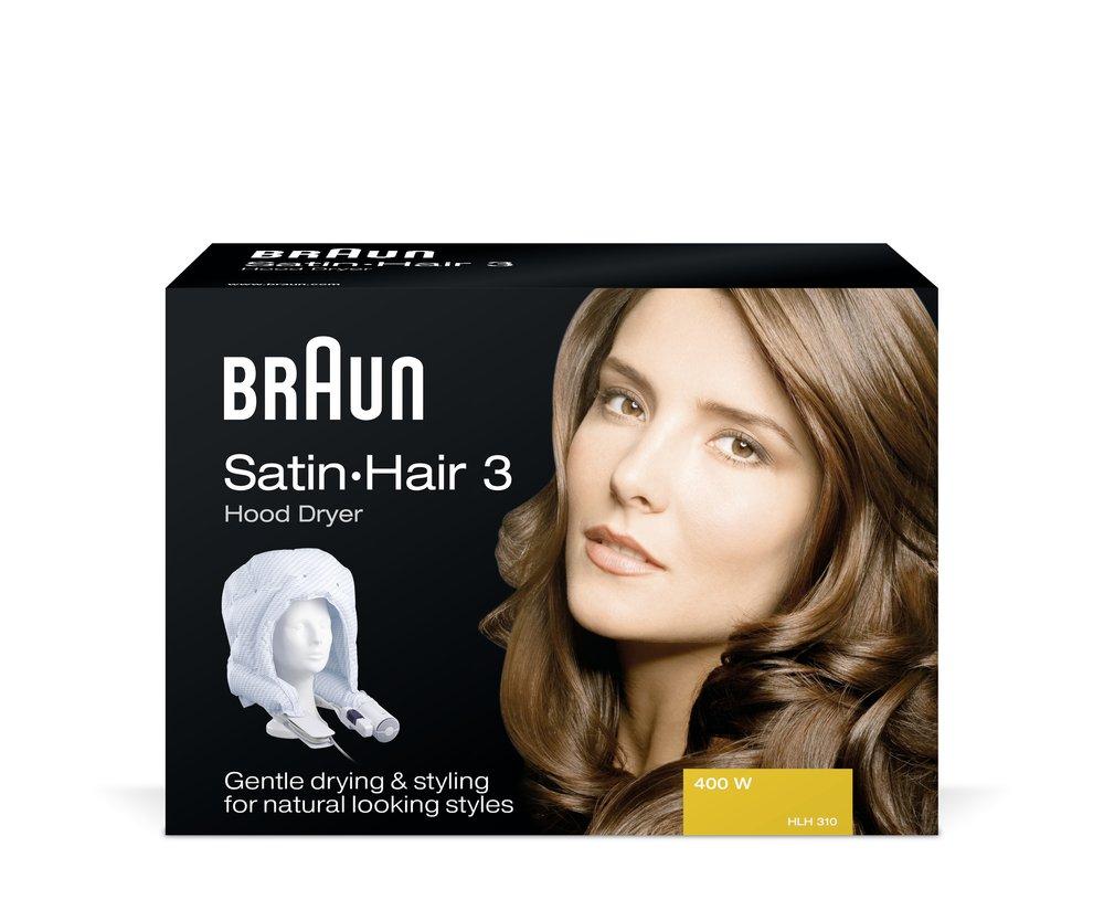 Braun - Secador de pelo Satin Hair 3 HLH 310: Amazon.es: Salud y cuidado personal