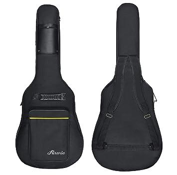 Amazon.com: Faswin Bolso para guitarra acústica de 41 ...