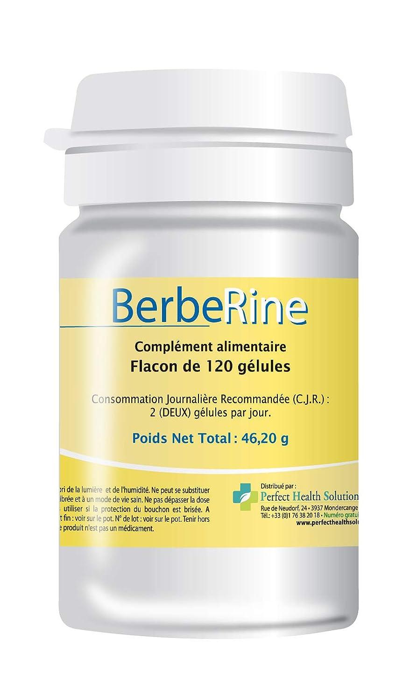 Berbérina 120 comprimidos, permeabilidad intestinal ...