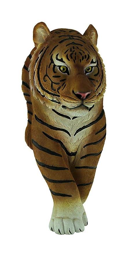 Amazon com: World Of Wonders Resin Wall Sculptures Tiger