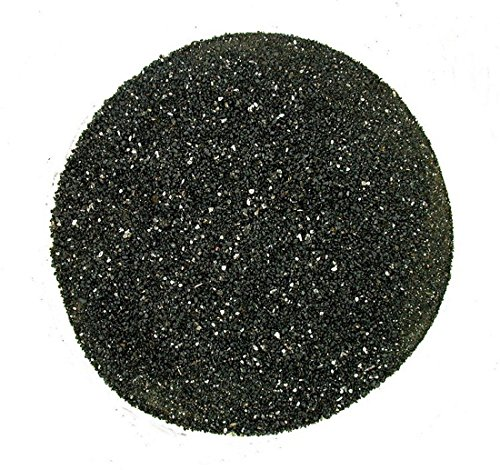 1 Pound No Dye 16 Ounces Natural Black Tourmaline Inlay Powder 2mm And Less