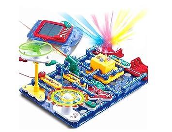 Circuito Electrico Simple Para Niños : The perseids juego de circuito eléctrico stem educational toys
