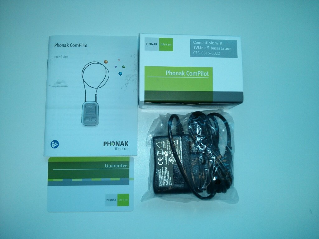 Buy Phonak ComPilot Online at Low Prices in India - Amazon in