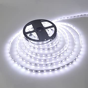 WenTop Waterproof Led Strip Lights SMD 3528 16.4 Ft (5M) 300leds 60leds/m & Amazon.com : WenTop Waterproof Led Strip Lights SMD 3528 16.4 Ft ... azcodes.com