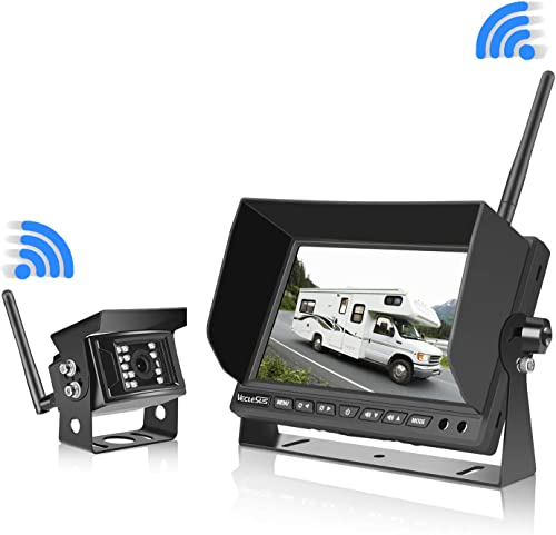 Digital Wireless Backup Camera Kit
