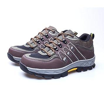 Bottes Dingénieur Chaussures De Sécurité Anti Piercing Chaussures