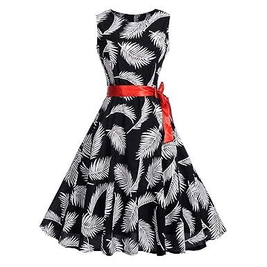 1fb43c93b37 Rétro Vintage Robe Années 50  s Style Audrey Hepburn Rockabilly  Swing