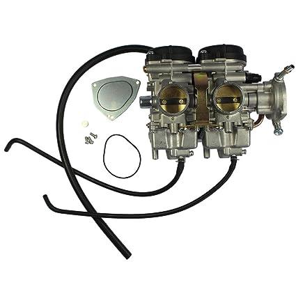 amazon com: jdmspeed new carburetor for 2001-2005 yamaha raptor 660 660r  yfm660 yfm 660r carb: automotive