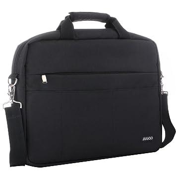 Jakago 17-17.3 pulgadas bolsa de ordenador portátil impermeable Shakeproof Maletín Macbook Pro bolso de