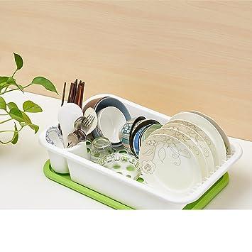 jii2030shann gran cocina escurreplatos armarios de plástico ...