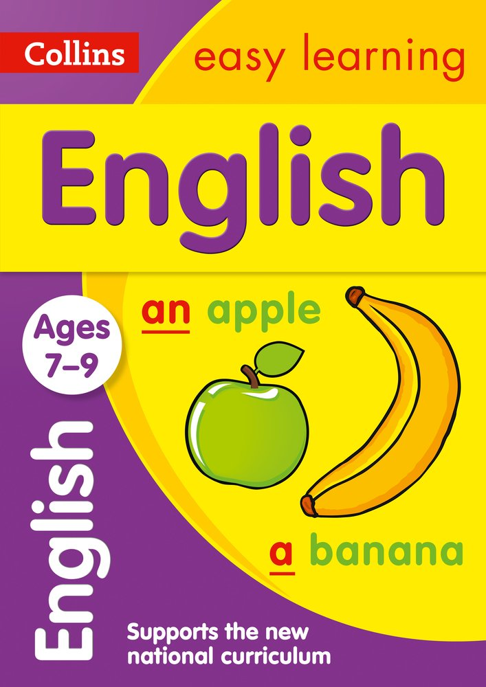 English Age 7-9 (Collins Easy Learning) PDF Text fb2 ebook