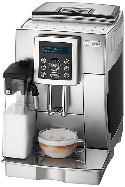 DeLonghi ECAM 23.450.S - Cafetera (Independiente, Máquina espresso ...