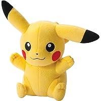 Soft Plush Pikachu Soft Toy Doll, Pokemon Doll(Yellow) - 25cm