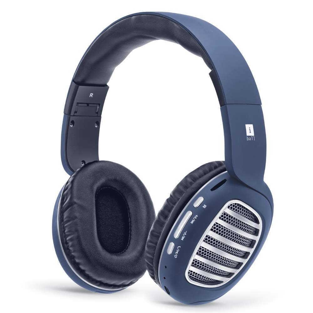 Amazon price history for (Renewed) iBall Decibel BT01 Smart Headset with Alexa Enabled (Blue, Black and Silver)
