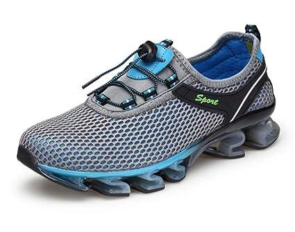 e4df31bc62c47 Amazon.com : LUCKY-U Men Hiking Shoes, Walking Running Shoes Jogging ...