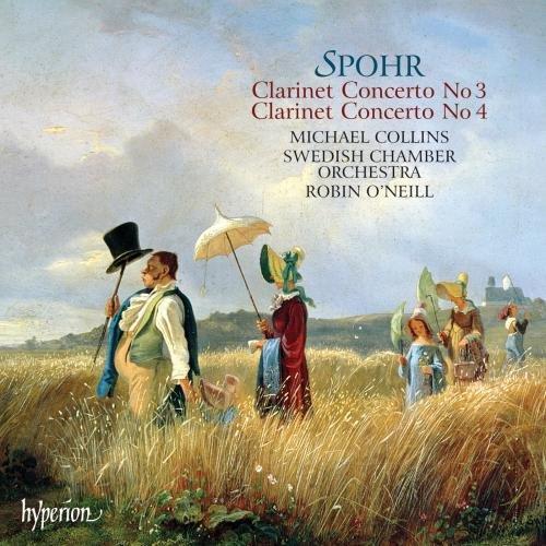 Spohr: Clarinet Concertos Nos.3 & 4