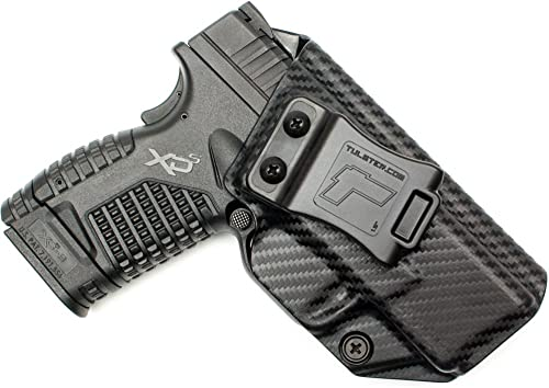 Tulster IWB Profile Holster in Right Hand fits: Springfield Armory XDS