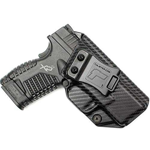 Tulster Springfield Armory XDS 3.3 9mm/.45 Holster IWB Profile Holster