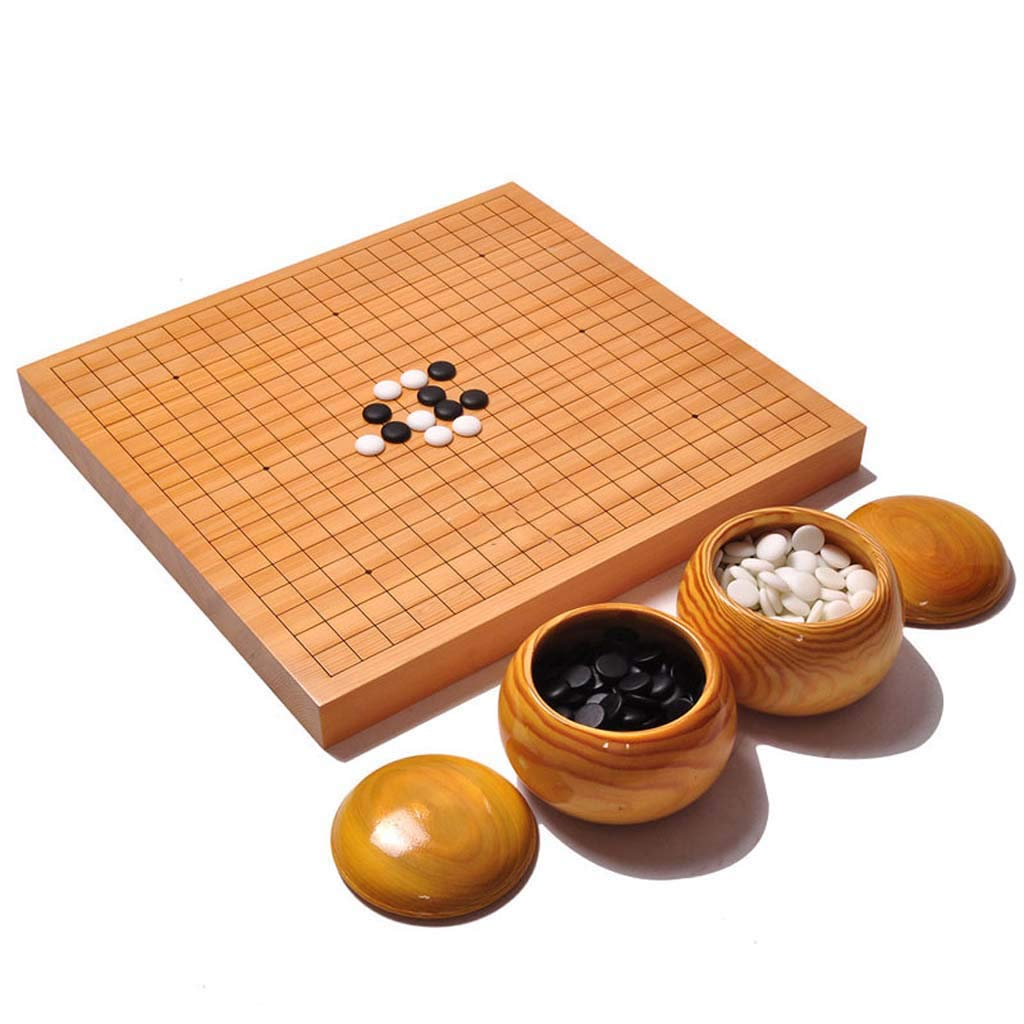 Mankvis - Game Juego de Mesa, Chinese Chess/Go Two in One, Juego ...