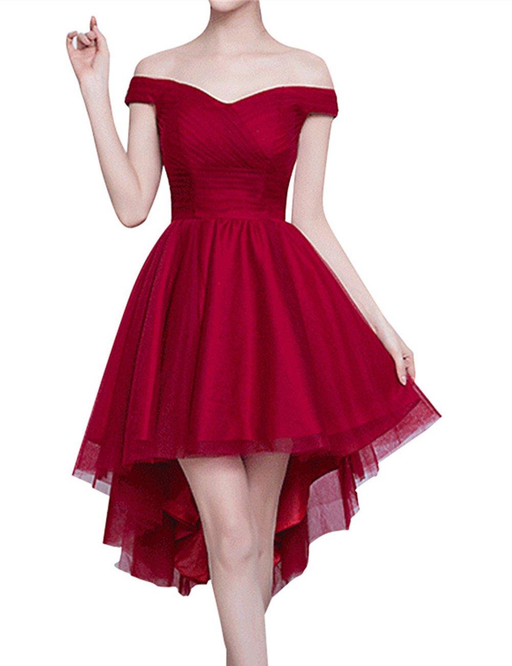 Red Prom Dress: Amazon.com